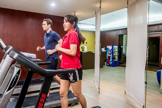 Arnoma Grand Bangkok: Fitness Centre