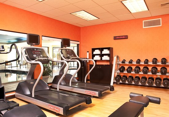 Manchester, CT: Fitness Center