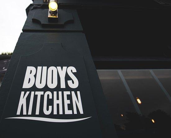 Greystones, Ιρλανδία: Buoys Kitchen Building