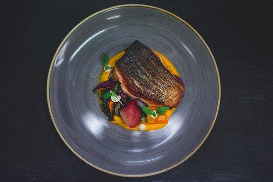 Greystones, Irland: Fish Dish