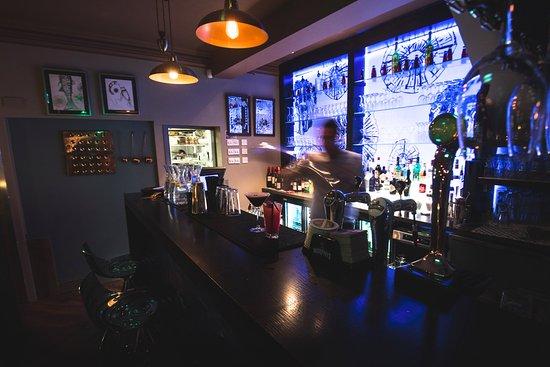 Greystones, Irland: The Bar