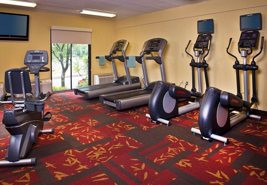 Courtyard New Carrollton Landover: Fitness Center