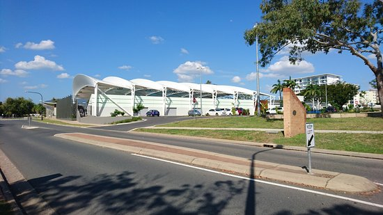 Rockhampton, Australia: 2nd World War Memorial Aquatic Centre