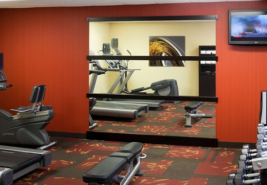 Blue Ash, OH : Fitness Center