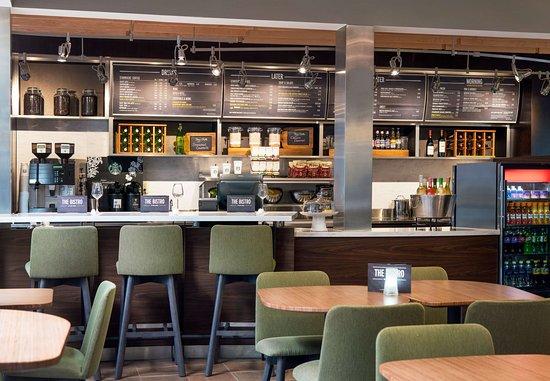 Foster City, كاليفورنيا: Bistro Bar