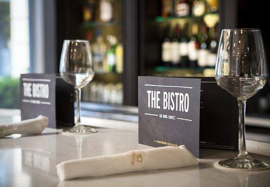 Foster City, كاليفورنيا: Bistro Bar - Detail