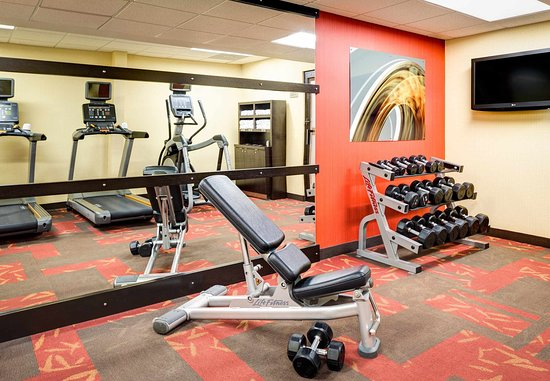 Cary, Caroline du Nord : Fitness Center