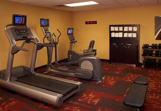 Romulus, MI: Fitness Center