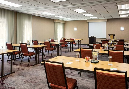 Des Plaines, Ιλινόις: Meeting Room