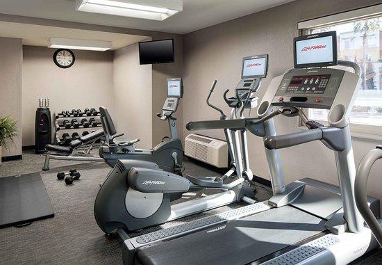 Irvine, CA: Fitness Center