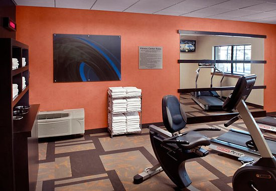 Fishkill, estado de Nueva York: Fitness Center