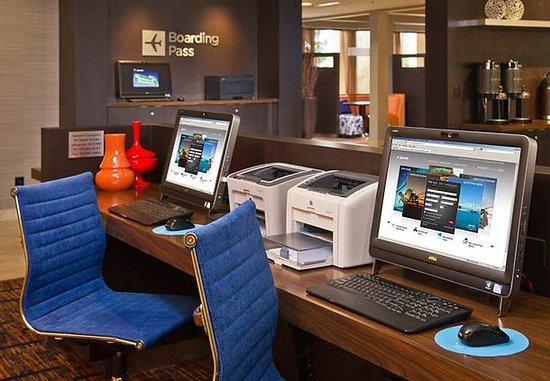 Whippany, نيو جيرسي: Business Center