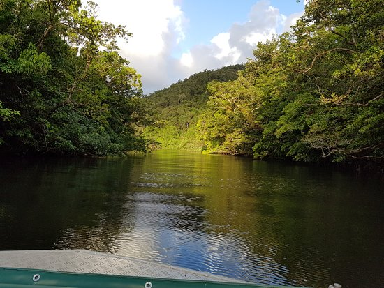 ‪‪Daintree‬, أستراليا: Beautiful view of the Daintree river‬