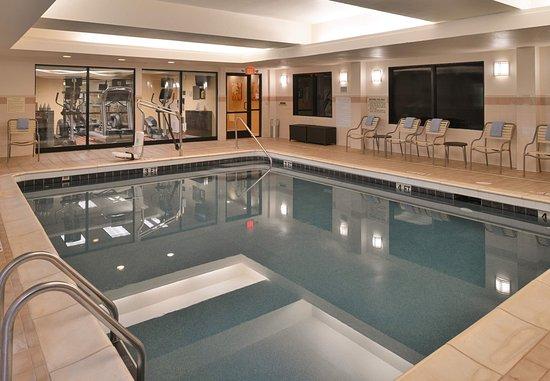 Rock Hill, Νότια Καρολίνα: Indoor Pool