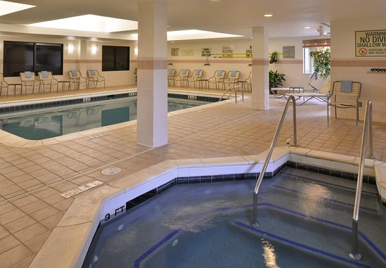 Rock Hill, Νότια Καρολίνα: Indoor Spa