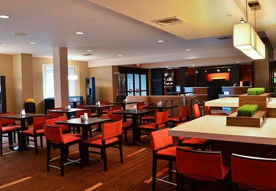 Κόνκορντ, Νιού Χάμσαϊρ: The Bistro - Dining Area
