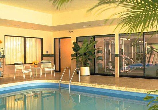 Κόνκορντ, Νιού Χάμσαϊρ: Indoor Pool