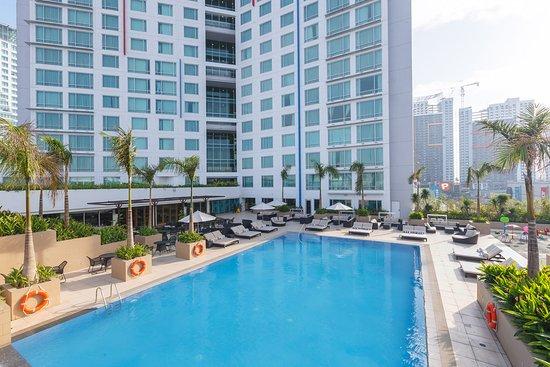 Novotel Manila Araneta Center Updated 2018 Prices Hotel Reviews Quezon City Philippines
