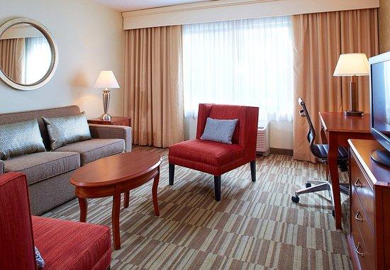 Englewood, Colorado: Suite Living Area