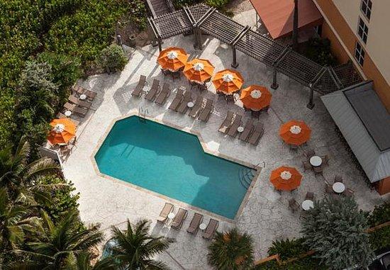 Jensen Beach, Floryda: Outdoor Pool