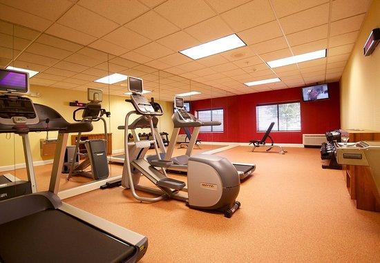 Hickory, Carolina do Norte: Fitness Center