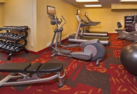 Secaucus, Nueva Jersey: Fitness Center