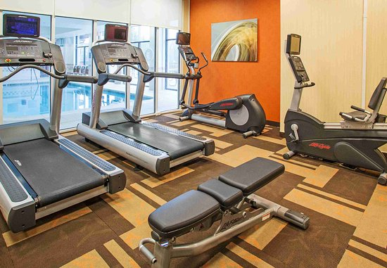 Aberdeen, MD: Fitness Center