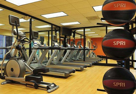 Edison, NJ: Fitness Center