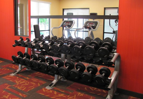 Danville, VA: Fitness Center – Free Weights