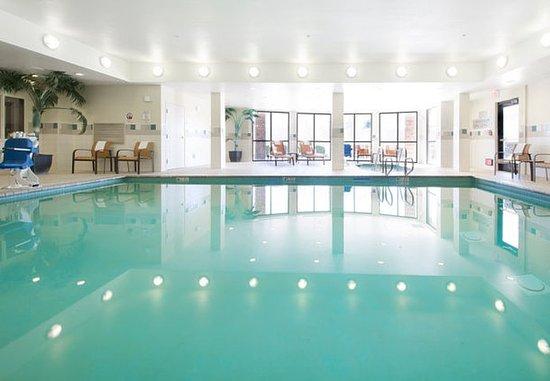 Folsom, Californië: Indoor Pool