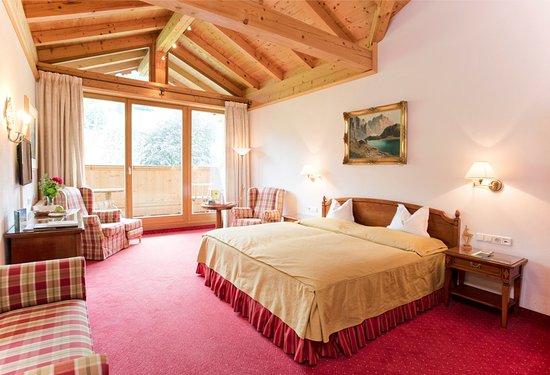 Rasmushof Hotel Kitzbuehel: Doppelzimmer Standard