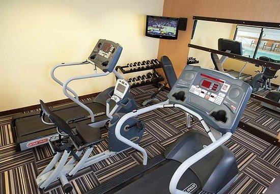 Moosic, PA: Fitness Center