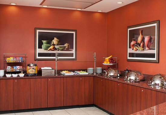Gaithersburg, Μέριλαντ: Breakfast Buffet