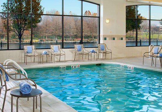 Gaithersburg, Μέριλαντ: Indoor Pool