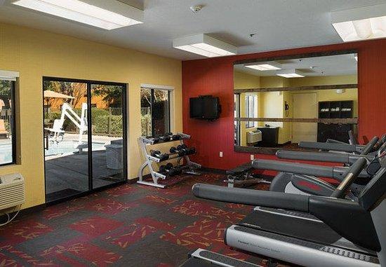 Vacaville, كاليفورنيا: Fitness Center