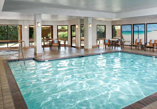 รอสส์ฟอร์ด, โอไฮโอ: Indoor Pool & Hot Tub