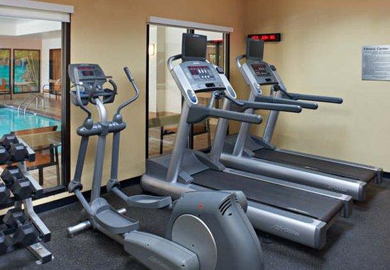 รอสส์ฟอร์ด, โอไฮโอ: Fitness Center