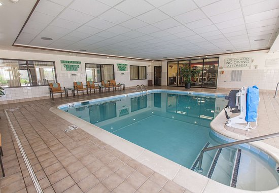 Firenze, SC: Indoor Pool