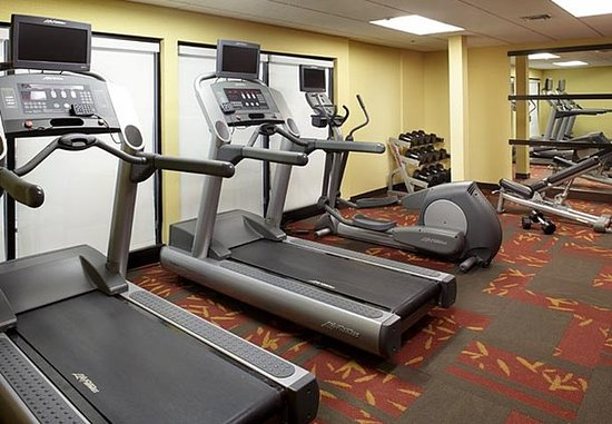 Brighton, MI: Fitness Center