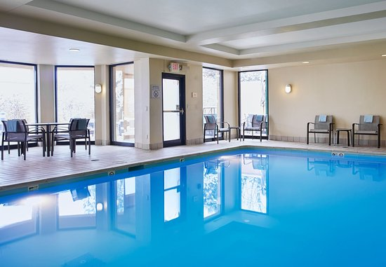Courtyard Detroit Pontiac/Auburn Hills: Indoor Pool