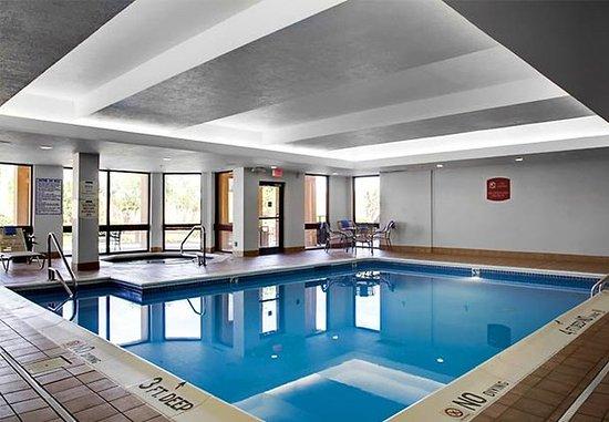 Γκρίνβιλ, Βόρεια Καρολίνα: Indoor Pool