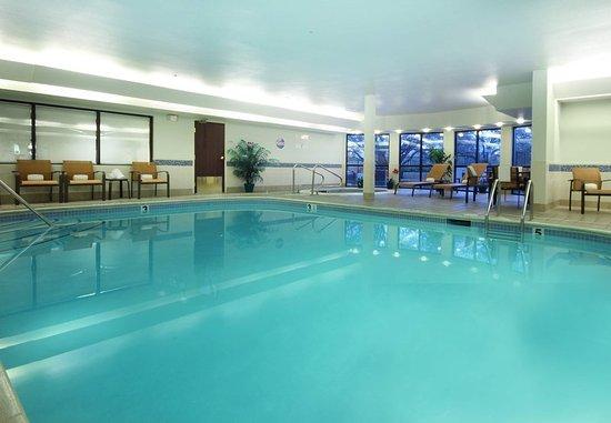 Roseville, Калифорния: Indoor Pool