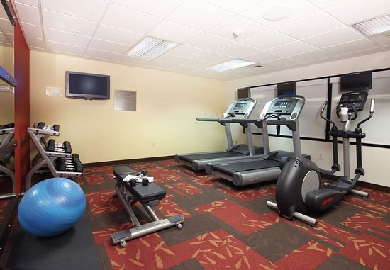 Roseville, Калифорния: Fitness Center