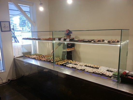 New Plymouth, Yeni Zelanda: More than 50 choices to choose from...plus free sauces!