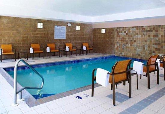 Amherst, Estado de Nueva York: Indoor Pool
