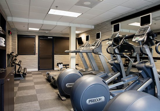 Coral Springs, Floryda: Fitness Center
