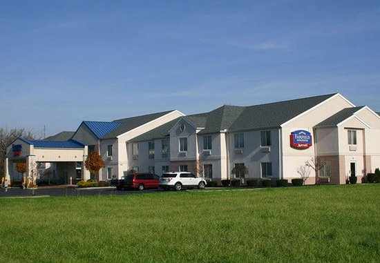 Fairfield Inn & Suites Sandusky: Exterior