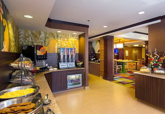 Tifton, GA: Breakfast Area