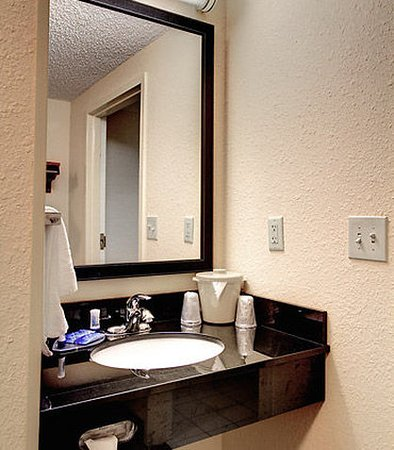 Southaven, MS: Guest Bathroom Vanity