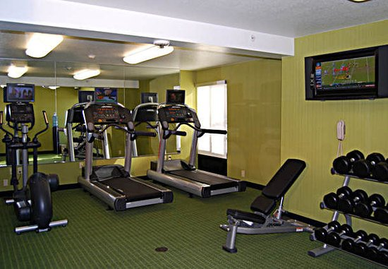 Mission Viejo, Californien: Fitness Center